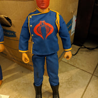 "1992 Hasbro GI Joe 12"" Cobra Commander Figure"
