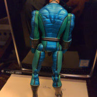 2006 Toybiz Marvel Spiderman Pump & Squirt Hydroman Figure