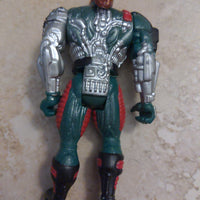 1998 Aliens vs Predator Hive Wars Cyborg Hicks Figure