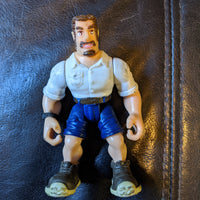 Safari Field Guide Male Action Figure
