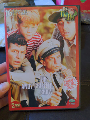 The Andy Griffith Show 2 DVD 16 Episodes Set - TVNITE