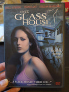 The Glass House DVD - Leelee Sobieski - Diane Lane - Stellan Skarsgard w/booklet