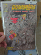 Powerline A Shadowline Saga #5 - Epic /Marvel Comics
