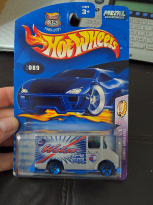2003 Hot Wheels #89 Carbonated Cruisers Combat Ambulance 5/5