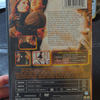 The Medallion DVD - Jackie Chan - Lee Evans - Claire Forlani
