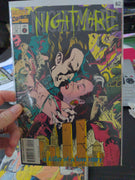 "Nightmare #2 - Marvel Comics - ""A Killer Of A Love Story"" Horror"
