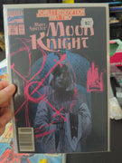 Marc Spector: Moon Knight #27 Marvel Comics - Scarlett Redemption Part Two