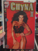 Chyna II Chaos Comics Issue #1 - Cover Photo