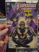 WWE Superstars Comicbook #2 of 4 - Super Genius - Haze of Glory - Mick Foley - Goldust