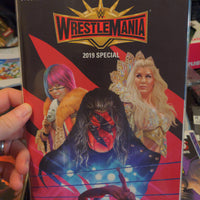 WWE Wrestlemania 2019 Special Comicbook Comic Issue #1 Boom Studios