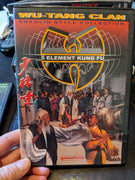 Wu-Tang Clan 5 Element Kung Fu Shaolin Style Collection Volume 17 DVD