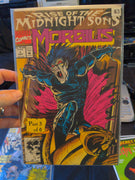 Morbius #1 - Marvel Comics - Rise of the Midnight Sons Part 3 of 6 Crossover Comicbook