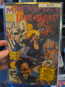 Darkhold #1 - Marvel Comics - Rise of the Midnight Sons Part 4 of 6 Crossover Comicbook