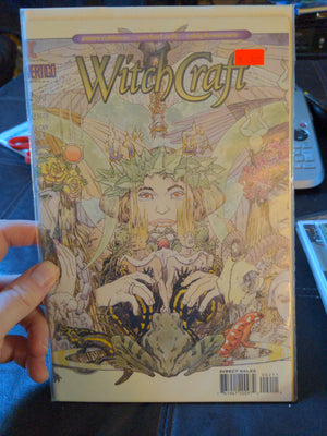 Witchcraft #2 - DC Vertigo Comics (1994) Horror Comicbook