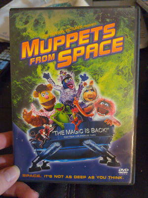 Muppets From Space DVD - Jim Henson