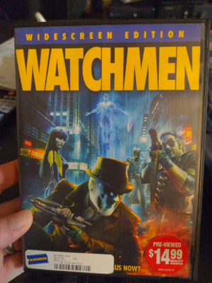 Watchmen Widescreen Edition DVD