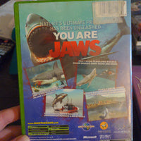 XBOX CIB Jaws Unleashed Complete Videogame