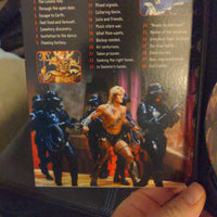Masters of the Universe Live Action DVD - Rare OOP - Dolph Lundgren - Frank Langella