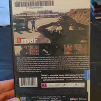 Omar A Film By Hany Abu-Assad Best Foreign Film Nominee DVD OOP Rare