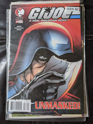 G.I. Joe A Real American Hero #38 - Devil's Due Publishing Comics (2005) GI Comicbook