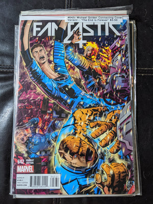 Fantastic Four Comicbooks - Marvel Comics - Choose From Drop-Down List