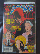 Daredevil Comicbooks - Marvel Comics - Choose From Drop-Down List