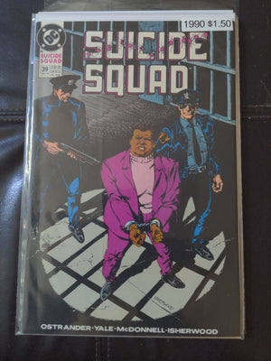 Suicide Squad #39 (vol. 1 1990) - VF DC Comics Comicbook