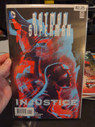 Batman Superman #25 (2015) DC Comics - Injustice - Comicbook VF+