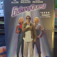 Galaxy Quest Widescreen DVD w/Insert Booklet - Sigourney Weaver Tim Allen Alan Rickman