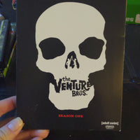 The Venture Bros. Season One Adult Swim 2 DVD Set with Slipcover Cartoon Network