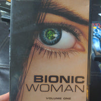 Bionic Woman Volume One 2 DVD Set with Chapter Insert - Michelle Ryan - Molly Price