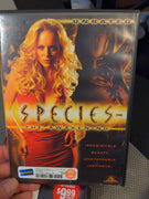 Species The Awakening Unrated Horror DVD - Ben Cross - Helena Mattisson