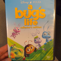Walt Disney Pixar A Bug's Life 2 Disc DVD Collector's Edition Set
