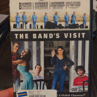 The Band's Visit DVD - Cannes Award Winner (2008) RARE OOP Movie