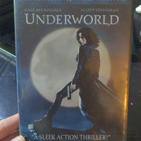 Underworld Widescreen Special Edition DVD - Kate Beckinsale w/Chapter Insert (2004)