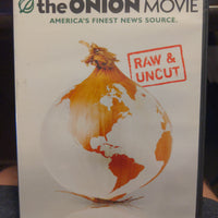 The Onion Movie Raw & Uncut Comedy DVD Unrated