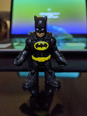 Imaginext DC Super Friends Batman with Cape