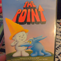 "The Point - Animated Musical DVD Narrated by Ringo Starr ""Me And My Shadow"" RARE OOP"