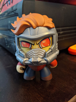 2017 Hasbro Mighty Muggs #14 Guardians of the Galaxy Star Lord Figure