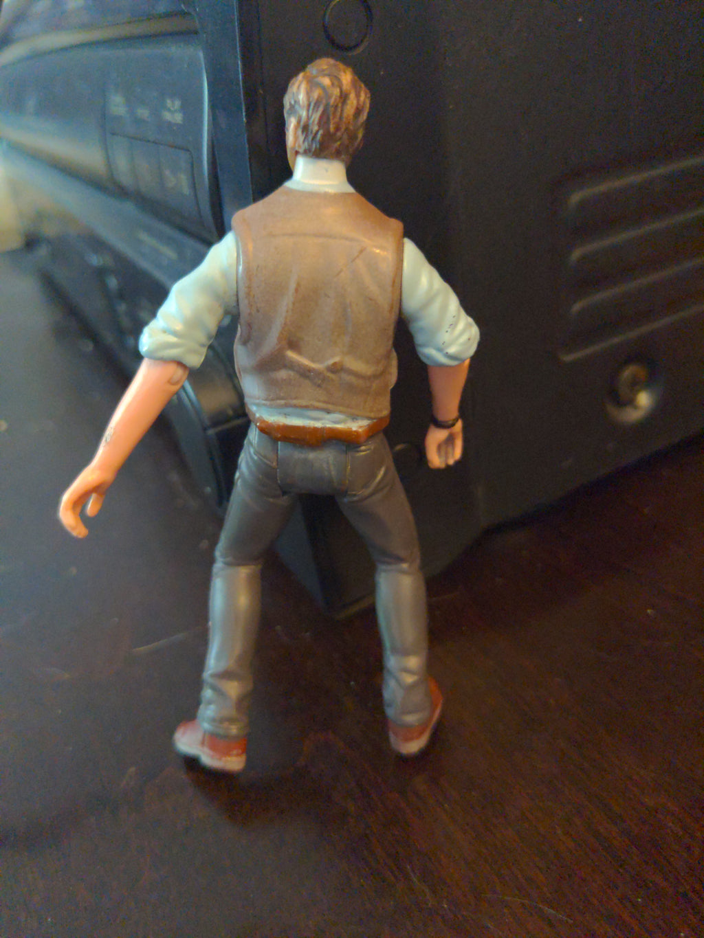 2015 Hasbro Amblin Jurassic Park Chris Pratt Owen Action Figure