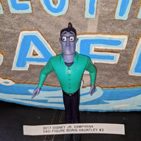 2017 Disney Jr. Vampirina - Dad Figure - Boris Hauntley