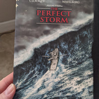 The Perfect Storm Snapcase DVD - George Clooney - Mark Wahlberg