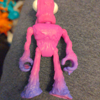 The Grossery Gang Series 3 Putrid Power Gooey Chewie RARE Exclusive Purple Figure