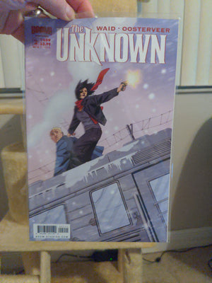 The Unknown #2 Cover Variant B Boom Studios Comicbook Comic