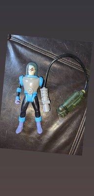 1993 Batman The Animated Series Mr. Freeze With Ice Blaster Figure
