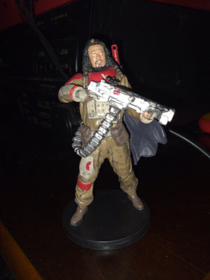 Disney Star Wars Rogue One - Baze Malbus Figure / Cake Topper