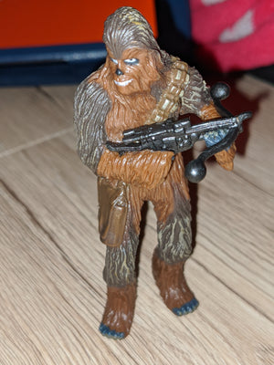 2007 Lucasfilm Star Wars Chewbacca with Bow Figure