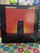 DEODATO / AIRTO ‎– In Concert LP 1974 CTI Records CTI 6041 - VG+/NM