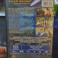 Bill & Ted's Excellent Adventure MGM DVD - Keanu Reeves - Alex Winter - George Carlin