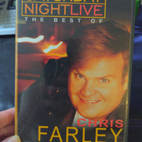 Saturday Night Live The Best of Chris Farley SNL DVD